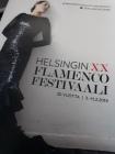 Helsinki XX Flamenco Festival Graphic design by Mene Creative