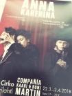 Anna Karenina by Compañía Kaari & Roni Martin