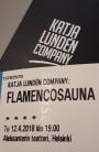 Flamenco Sauna by Katja Lundén Company