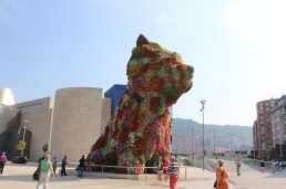 "Jeff Koons ""The Puppy"""